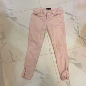 Forever 21 Pink Denim Pants